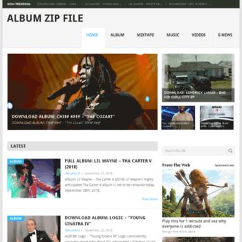 logic album download zip