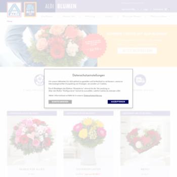 Aldi Blumen De At Wi Blumen Online Bestellen Aldi Blumen
