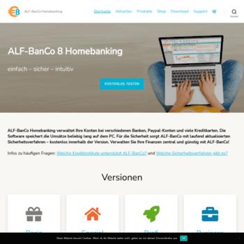 Alf-banco.de thumbnail