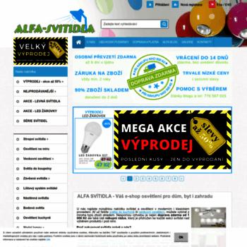 Alfa-svitidla.cz thumbnail