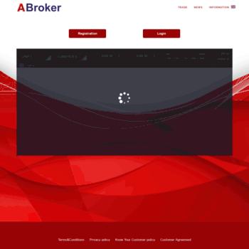 Alfabroker.trade thumbnail