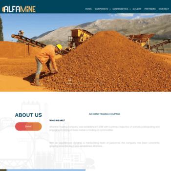 Alfamine.com.tr thumbnail