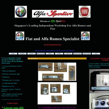 Alfasportivo.com.sg thumbnail