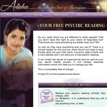 alisha ali astrologer