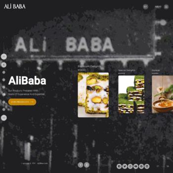 Alibabagida.com.tr thumbnail