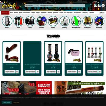 Alibongo.co.uk thumbnail