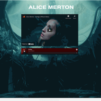 Alicemerton.com thumbnail