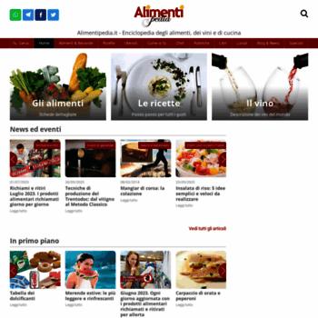 Alimentipedia.it thumbnail