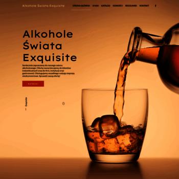 Alkoholeswiata-sklep.pl thumbnail