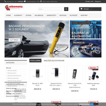 Alkomaty.bialystok.pl thumbnail