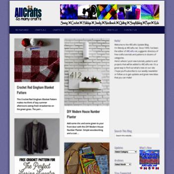 Allcraftsblogs.com thumbnail