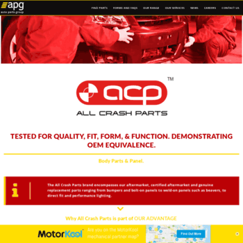 All Crash Parts >> Allcrashparts Com Au At Wi All Crash Parts Auto Parts