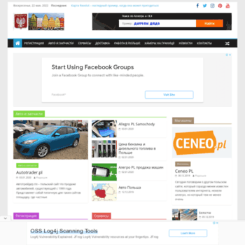 Allegro-pl.ru thumbnail