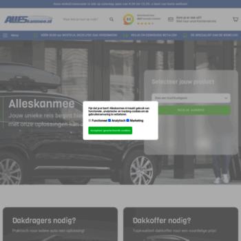 Alleskanmee.nl thumbnail