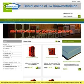 Allesvoorbouwen.nl thumbnail