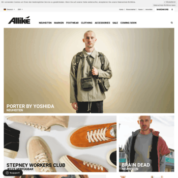 at WI. Allike Online Shop: Sneakers