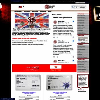Alliumblue.co.uk thumbnail