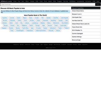 Allmusic.asia thumbnail