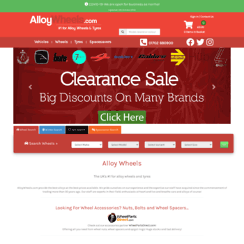 Alloywheels.co.uk thumbnail
