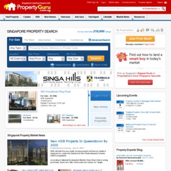Allproperty.com.sg thumbnail