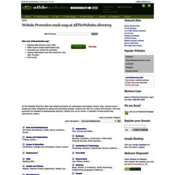 Allthewebsites.org thumbnail