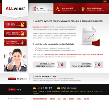 Allwins.eu thumbnail