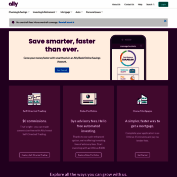 Ally Com Auto >> Ally Com At Wi Banking Investing Home Loans Auto