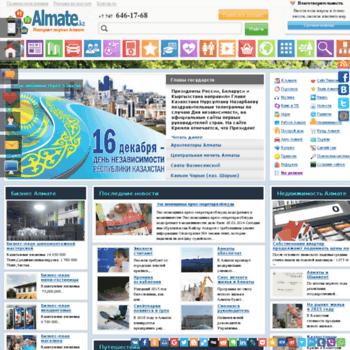 Almate.kz thumbnail