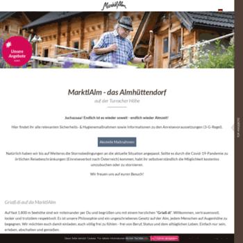 Almdorf-turrach.at thumbnail