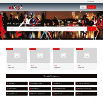 Aloco.co.uk thumbnail