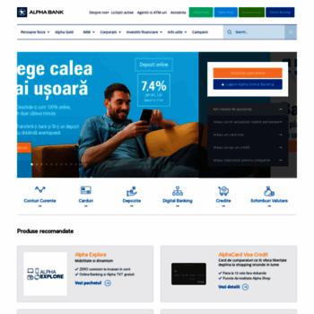 Alphabank.ro thumbnail
