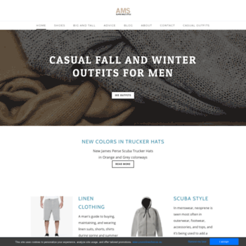 3adb3d8d35983 alphamalestyle.com at WI. Alpha Male Style - Inspiring Men s ...