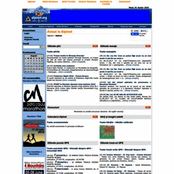 Alpinet.org thumbnail