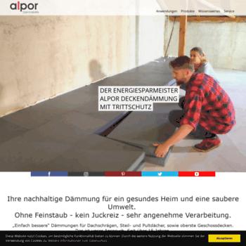 Alpor.at thumbnail