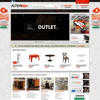 Alterego-design.be thumbnail