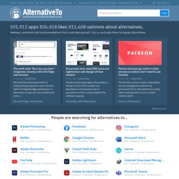 Alternativeto.net thumbnail