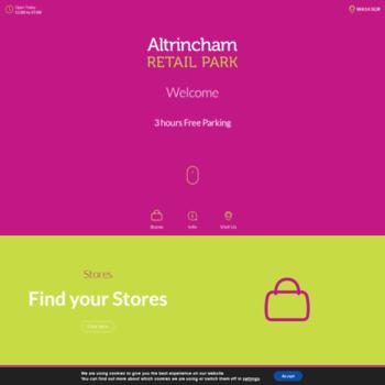 Altrinchamretailpark.co.uk thumbnail