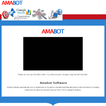 Amabot.net thumbnail