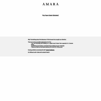 Amara.com thumbnail