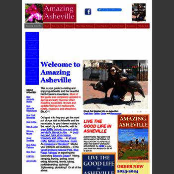 Amazingasheville.net thumbnail