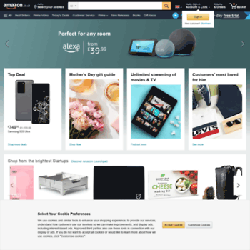 Amazon-romania.ro thumbnail