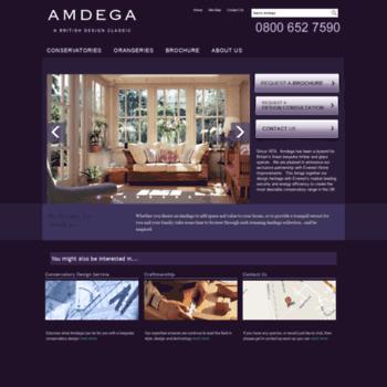 Amdega.co.uk thumbnail