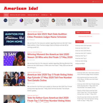 americanidol-winner com at WI  American idol 2019 Winner Name