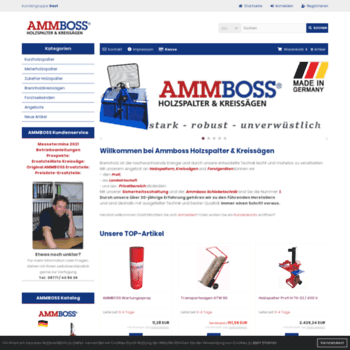Ammboss.org thumbnail