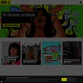 Amnesty.org.pl thumbnail