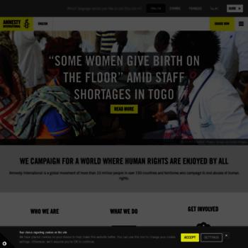 Amnesty.org thumbnail