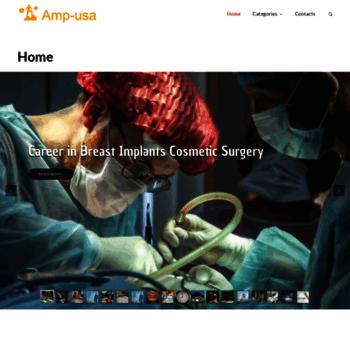Amp-usa.org thumbnail