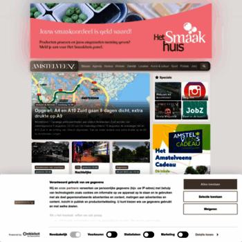 Amstelveenz.nl thumbnail