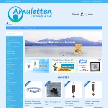 Amuletten.net thumbnail