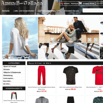 Amundi-college.de thumbnail